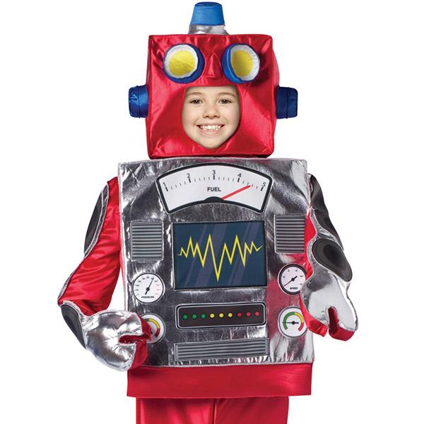 robots of international adoption
